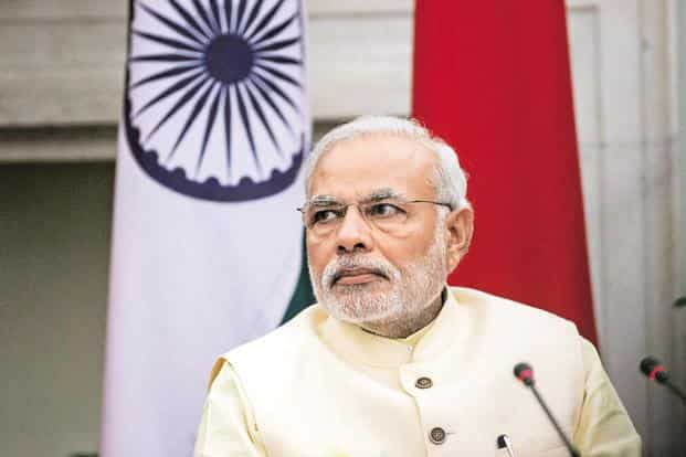 """In August, while delivering the Independence Day address from the ramparts of the Red Fort, Modi floated the slogan """"Start-up India, Stand up India"""" to encourage innovation and entrepreneurship among young people. Photo: Bloomberg"""