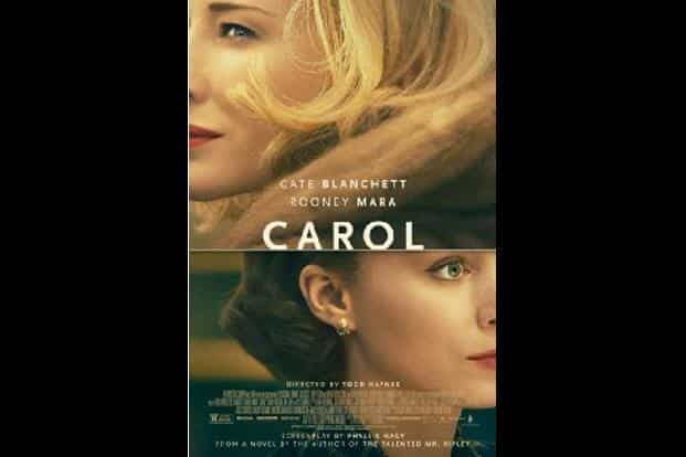 Carol fans might give the Oscar telecast a miss this time as the much-acclaimed movie has not made it to the Best Picture nominee list this time for the Oscar. Cate Blanchett, however, has been nominated for the Best Actress Award, restoring faith in movie awards. IMDb