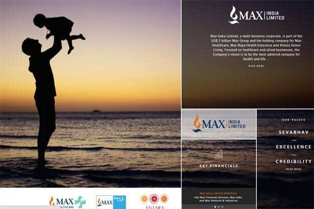 Max Group reshuffles top management after demerger