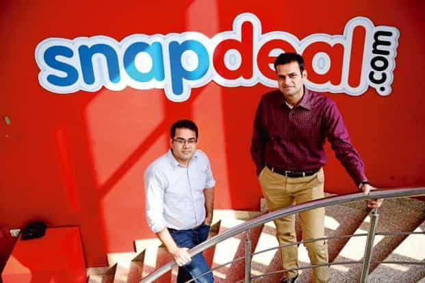 Founded in 2010 by Kunal Bahl and Rohit Bansal as a deals site, Snapdeal has become the biggest local rival to Flipkart. Photo: Mint