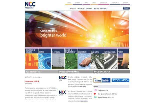 In 2014-15, the turnover of Western UP Tollway to the consolidated accounts of NCC stood at Rs108.05 crore, NCC said.