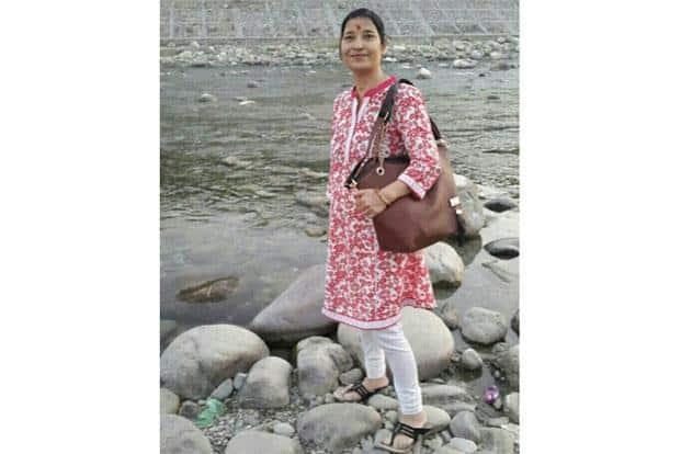 Sangita Joshi.
