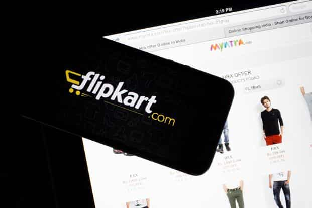Flipkart is also gearing up to roll out an inter-city customer-to-customer courier service called eFlash in the next two months. Photo: Bloomberg