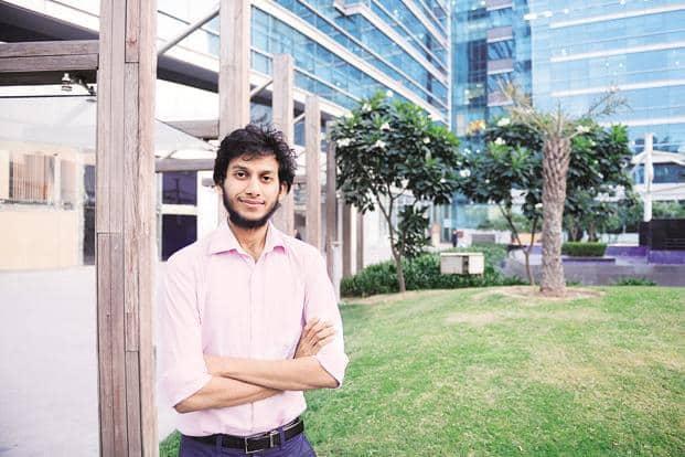 OYO Rooms founder Ritesh Agarwal. Photo: Ramesh Pathania/Mint