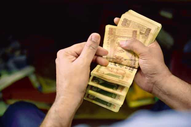 The finance ministry has trimmed its FY2015-16 disinvestment target by roughly 57% to Rs30,000 core, citing volatile market conditions. Photo: Ramesh Pathania/Mint