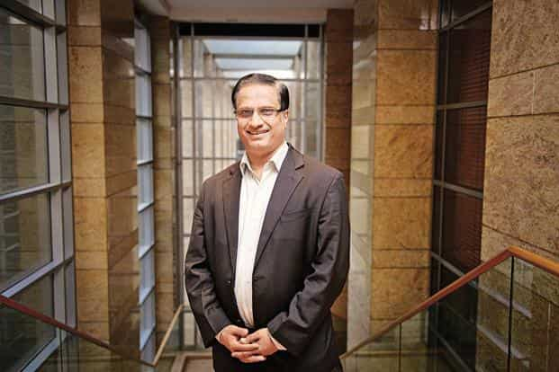Infosys chief operating officer U.B. Pravin Rao says the IT firm will look at also buying firms that will shore up revenue, versus its strategy of investing in firms that have new-age technologies. Photo: Abhijit Bhatlekar/Mint