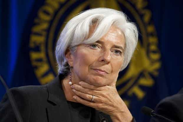 Lagarde, who took over the post in 2011, has overseen an easing of Europe's sovereign debt crisis and has implemented changes to give greater influence in the Fund to emerging markets including China and Brazil. Photo: Bloomberg