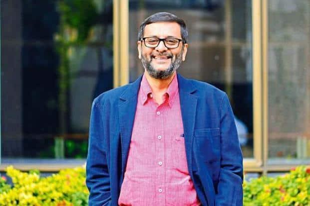 Vivek Shanbhag in Delhi. Photo: Priyanka Parashar/Mint