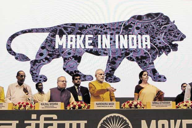 To promote 'Make in India,' the budget proposes to grant residency status to foreign investors, beyond the current practice of giving them a five-year business visa. Photo: Hindustan Times