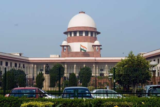 The government data also showed that only 84 criminal and 1,132 civil cases are pending before the apex court for more than 10 years as of 19 February.  Photo: Mint