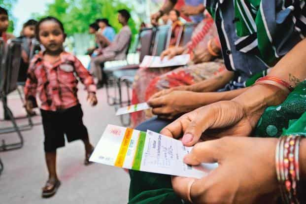 Massive sensitive personal information has been collected under Aadhaar, and the government has a casual and porous approach to inter-departmental data transfer. Photo: Mint