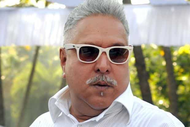 Vijay Mallya. Photo: AFP