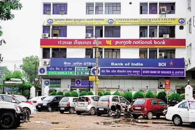 Despite the recent relaxation of capital regulations by the RBI for computing capital ratios, Crisil believes that the equity capital of `70,000 crore that the government plans to provide to state-run banks over a four-year period will not be adequate. Photo: Pradeep Gaur/Mint