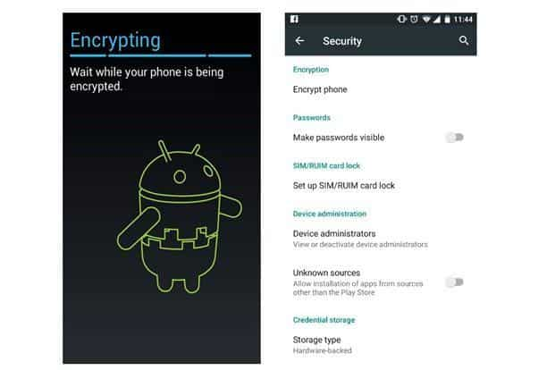Why you need to encrypt an Android smartphone, and here's