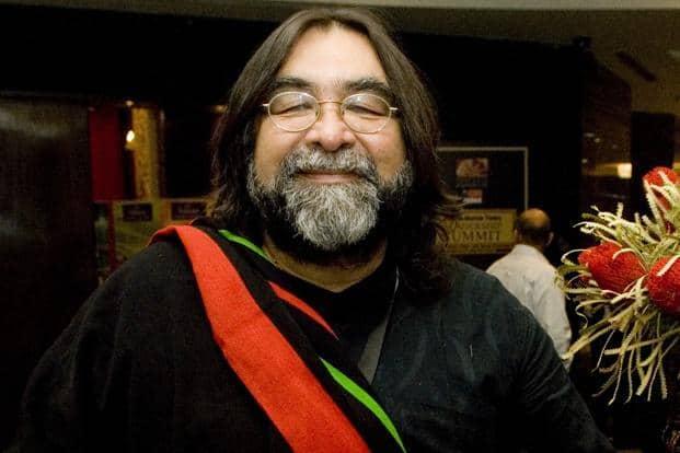 A file photo of ad filmmaker Prahlad Kakkar. Photo: Ramesh Pathania/Mint