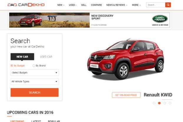Google Capital invests in auto classifieds portal Cardekho