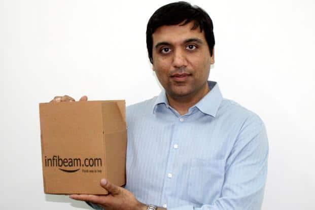 Vishal Mehta, founder of Infibeam Inc. Ltd.