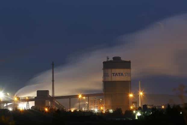 The Tata board will also take a call next week if it should go ahead with a deal to sell the Scunthorpe plant. Photo: Bloomberg
