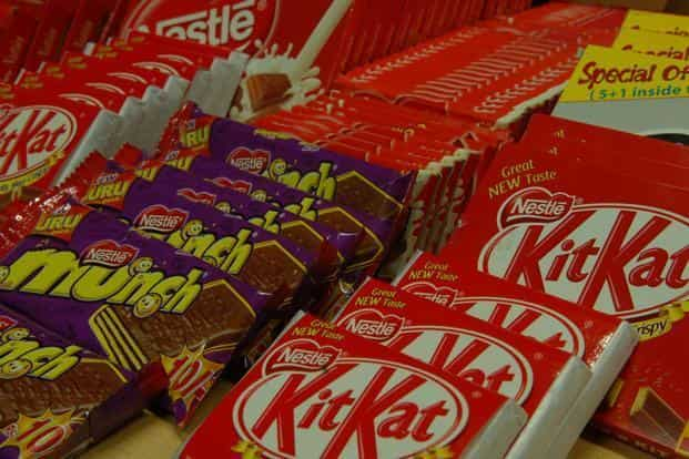 Nestle turns to chocolate and dairy to reduce load on Maggi