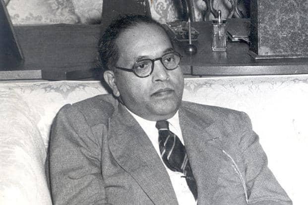 A file photo of B.R. Ambedkar. Photo: HT