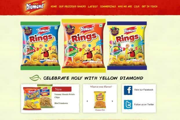 Prataap Snacks' revenue grew 30% in financial year 2014 to `446.9 crore from `344.3 crore in the previous year.