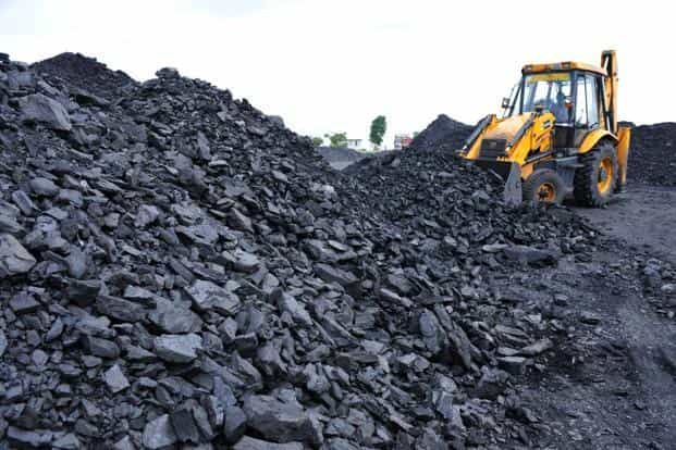 In 2015-16, the state-run company produced 536 million tonne of coal, an annual increase of 8.5%. Photo: AFP