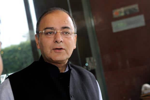 A file photo of finance minister Arun Jaitley. Photo: Pradeep Gaur/Mint