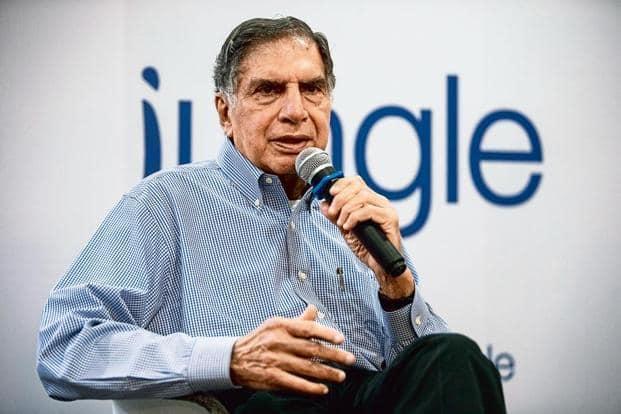Tata Sons chairman emeritus Ratan Tata. Photo: Bloomberg