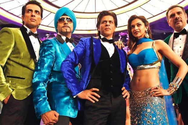 Happy New Year (2014): The heist movie which saw Khan being wooed by Deepika Padukone, netted a lifetime collection of Rs203 crore.