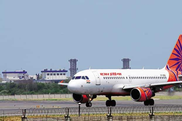 Air India, which is surviving on a Rs30,000 crore government bailout package, had a debt of Rs51,000 crore as on 31 March. Photo: Ramesh Pathania/Mint