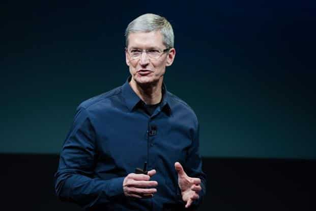 Among other things, Apple CEO Tim Cook needs to open Apple-branded retail stores to give Indian iPhone fans the Apple experience. Photo: Bloomberg