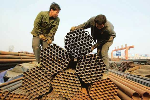 ISMT Ltd and Maharashtra Seamless had moved the DGAD for imposition of the duty on seamless tubes, pipes and hollow profiles of iron, alloy or non-alloy steel  from China. Photo: Reuters