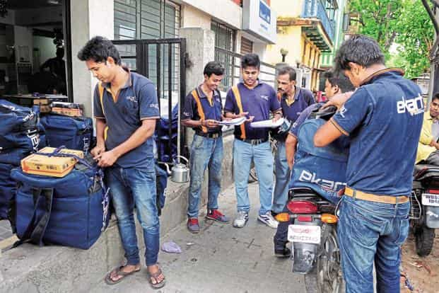 The courier service, which will be launched in Bengaluru on 24 May, will be scaled up to at least 10 cities, including Delhi, Mumbai and Kolkata, in the next two months. Photo: Indranil Bhoumik/Mint