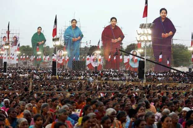 Tamil Nadu chief minister and AIADMK Supremo J Jayalalithaa comes back with a bang for a second consecutive term. The state has had a history of power alternating between leading parties DMK and AIADMK, but the pattern has now been broken after 25 years. PTI