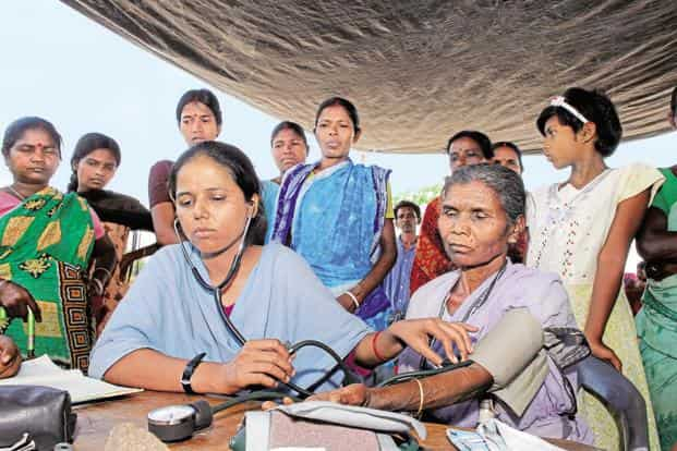 Experts predict that more than 60 million Indians will succumb to Non-communicable diseasess by 2020. Clearly, the government must strive to avert the health crisis looming on the horizon. Photo: Indranil Bhoumik/Mint