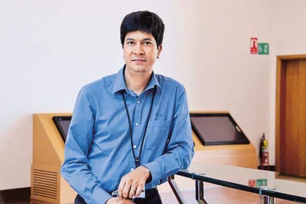 Outgoing Infosys CFO Rajiv Bansal. Photo: Hemant Mishra/Mint