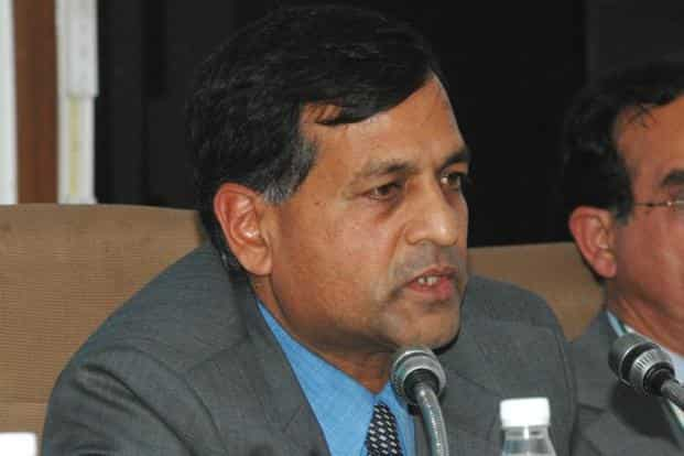 A file photo of Ashok Lavasa, who was shifted from the environment ministry to the finance ministry after former finance secretary Ratan Watal's retirement on 30 April. Photo: PIB