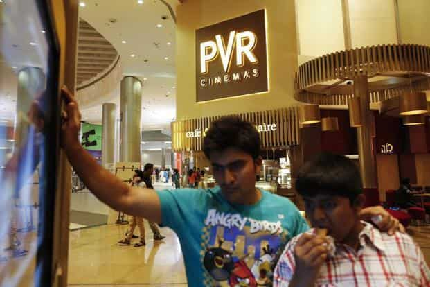 PVR now proposes to acquire 32 screens of DT Cinemas in National Capital Region and Chanḍigaṛh. Photo: Reuters