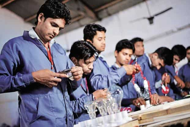 The Central government will run a national competition called 'India Skills' to recognize the skills of India's youth. Photo: Pradeep Gaur/Mint