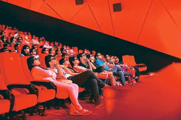 PVR's average ticket prices during the March quarter had increased 8.3% from a year earlier to `182, while that of Inox rose by 5.7% to `167. Photo: Reuters