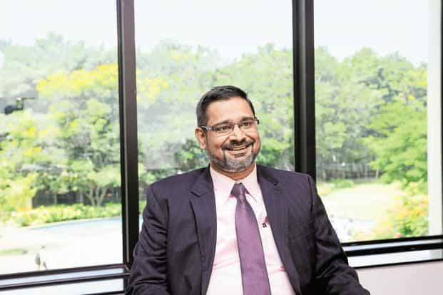 CEO Abidali Neemuchwala has set an ambitious target for Wipro: more than tripling its revenue growth to 12-14% for fiscal 2017. Photo: Faheem Hussain/Mint