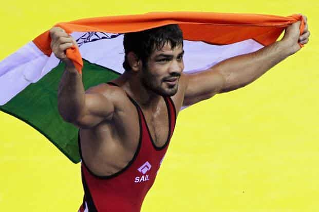 Wrestler Sushil Kumar had approached the Delhi high court seeking trials for the 74-kg men's freestyle wrestling category for the Rio Olympics 2016. Photo: PTI
