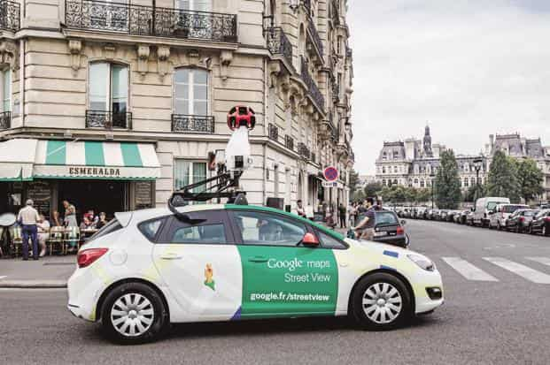 Google Street View Hits A Roadblock In India