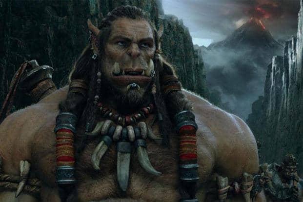 A still from 'Warcraft'