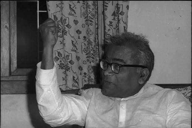 Ram Manohar Lohia. Photo: Hindustan Times