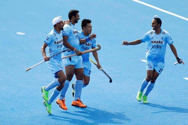 Hockey has remained trapped in a cycle of uneven performances, endless administrative squabbles and a lack of public attention even when it performs well. Photo: AP/PTI