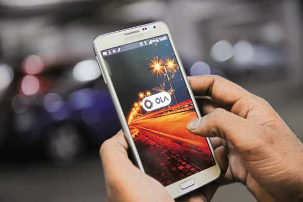 Ola has been entering categories that are yet to be explored by Uber to gain market share. Photo: Hemant Mishra/Mint