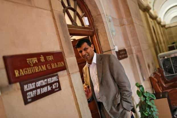 Reserve Bank of India (RBI) governor Raghuram Rajan. Photo: Reuters