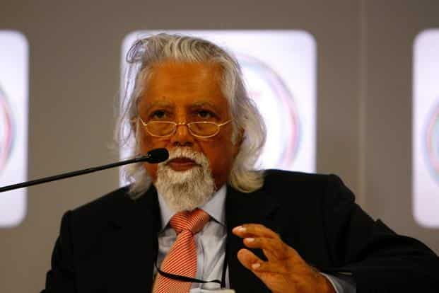 A file photo of Aveek Sarkar, ABP vice-chairman and editor emeritus. Photo: Getty Images