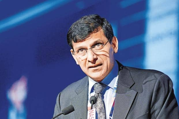 File photo. Raghuram Rajan urged state-run banks and company promoters to deal with the problem, while also calling on the government to infuse capital to the sector—steps he has previously advocated during his tenure. Photo: Abhijit Bhatlekar/Mint